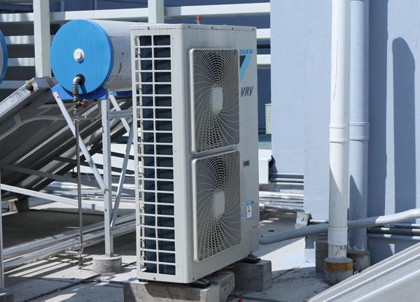 别墅,复式楼中央空调解决方案-大金家用中央空调