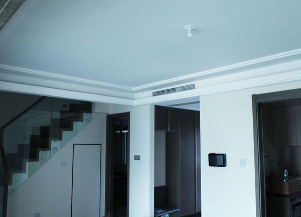 别墅,复式楼中央空调解决方案